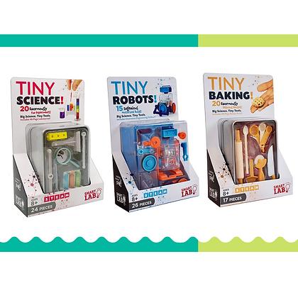 Tiny Science, Baking and Robot Bundle