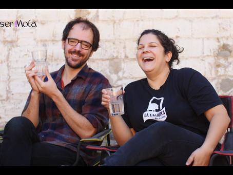 Joan Yago i Esther López:  ''Amb la crisi actual, estaria bé aprendre dels errors''