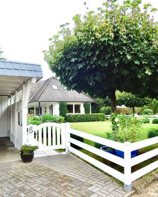 Eigentums-Hausteil mit großem Süd-West-Garten