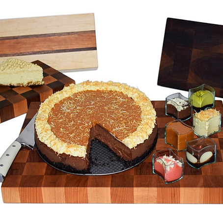 Best German Chocolate Cheesecake!