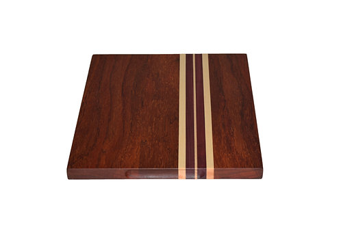 African Padauk Cutting Board