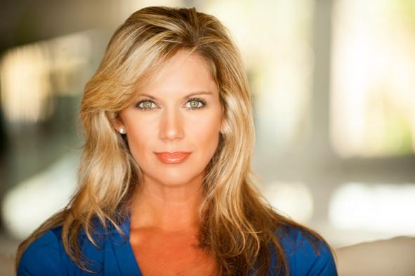 Model Lori Beale, South Florida