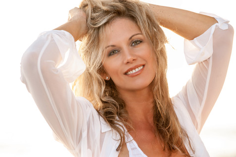 Model Lori Beale