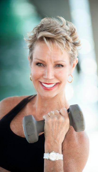 Fitness Trainer, Vanessa Hewko