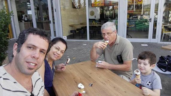 גלידה עם איתי