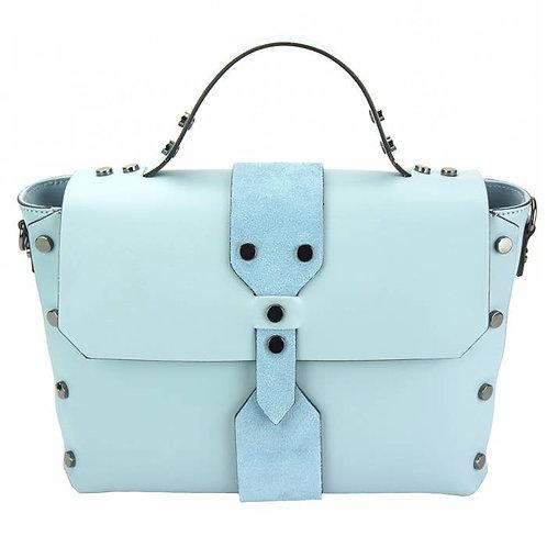 Rossella Handbag cyane