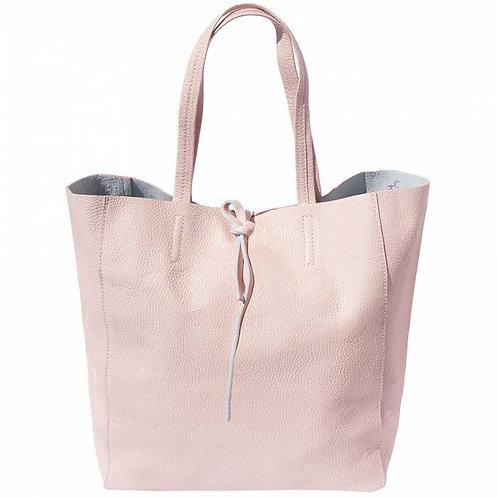 Babila leather bag pink