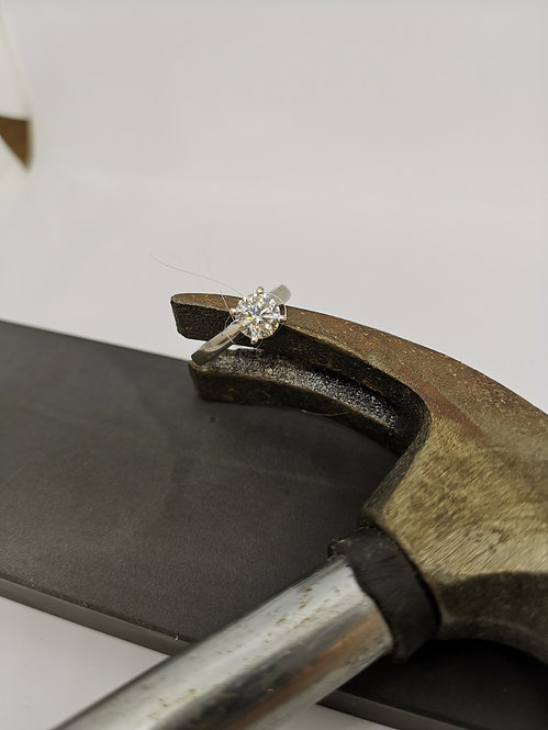 Diamond Ring Solitaire 1ct