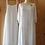 Thumbnail: ホワイトリネン ピンタックドレス インナードレス付き