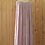 Thumbnail: ナチュラルウェディング ピンクミディ丈ドレス