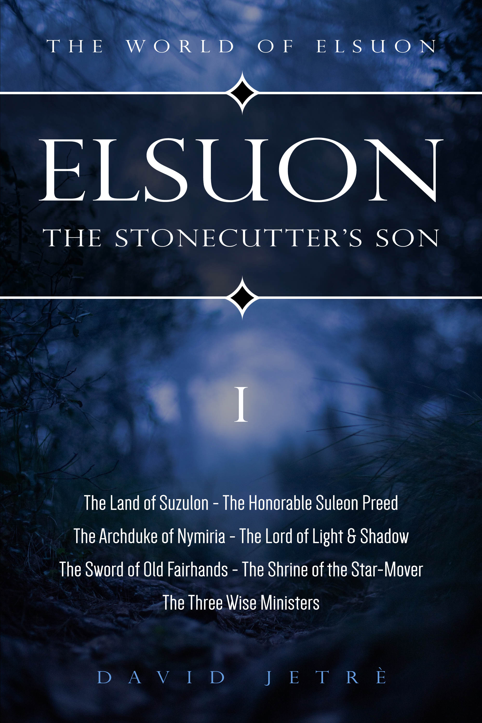 Elsuon - The Stonecutter's Son Cover