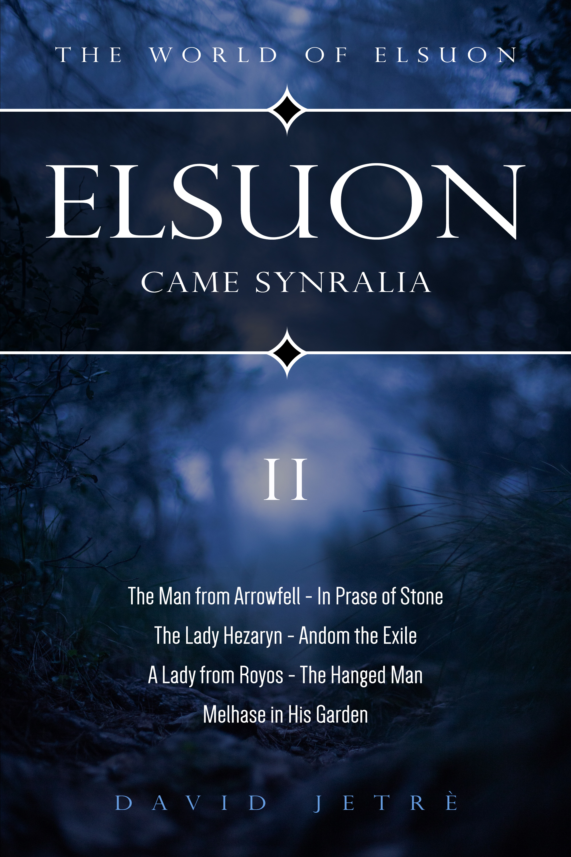 Elsuon - Came Synralia Cover