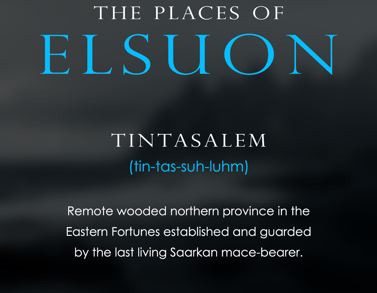 The Places of Elsuon - Tintasalem