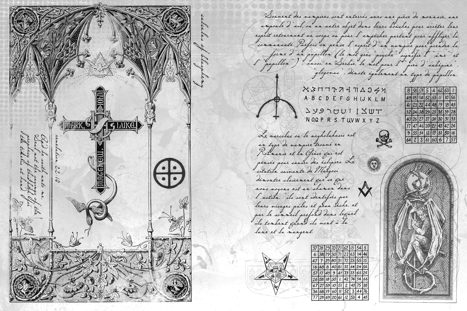 Occult Journal