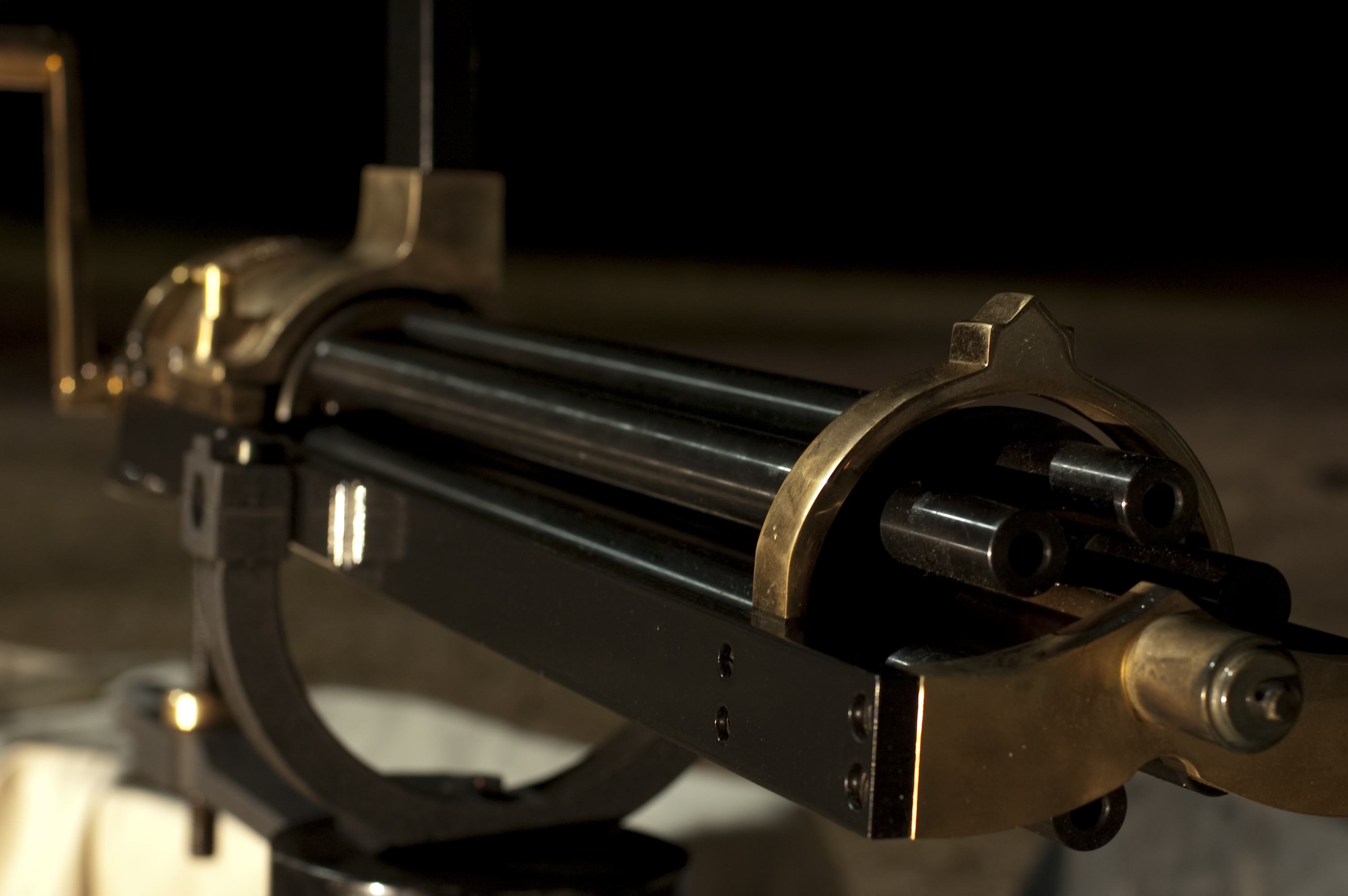 Shroud - Gatlin Gun