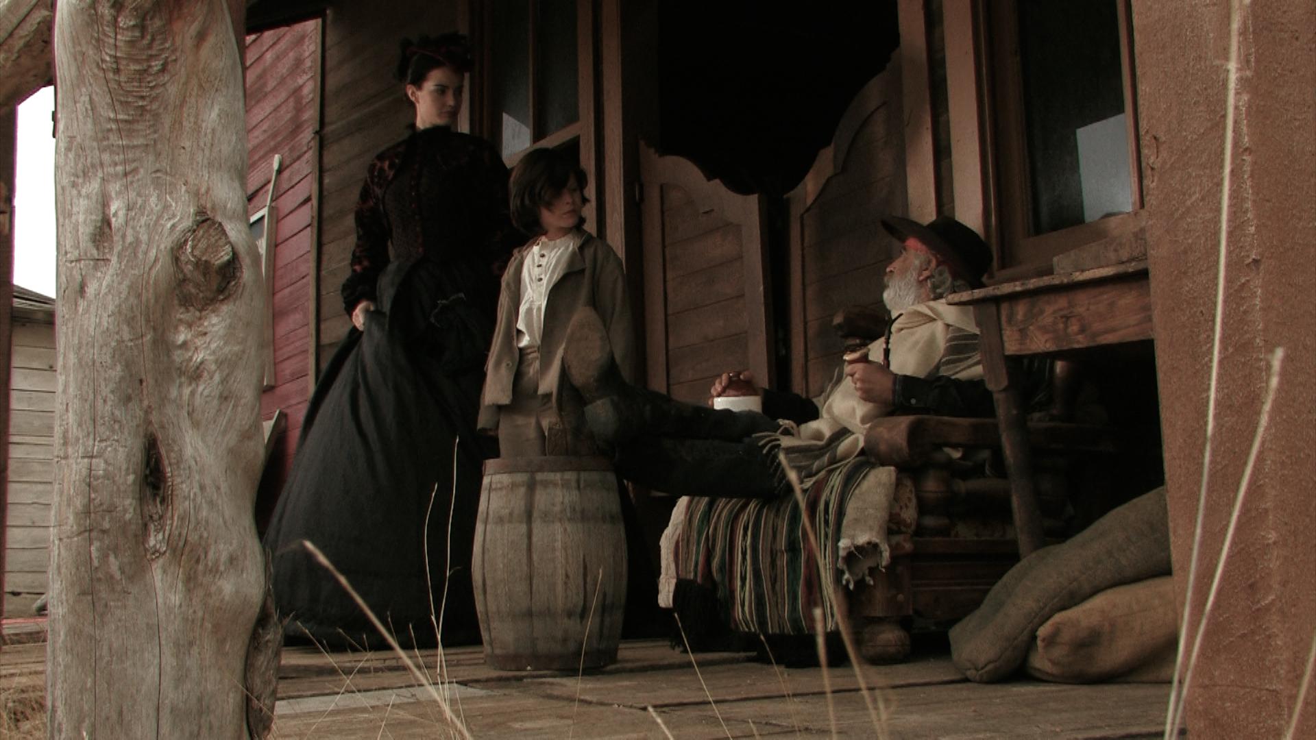 Victoria and Abraham Investigate