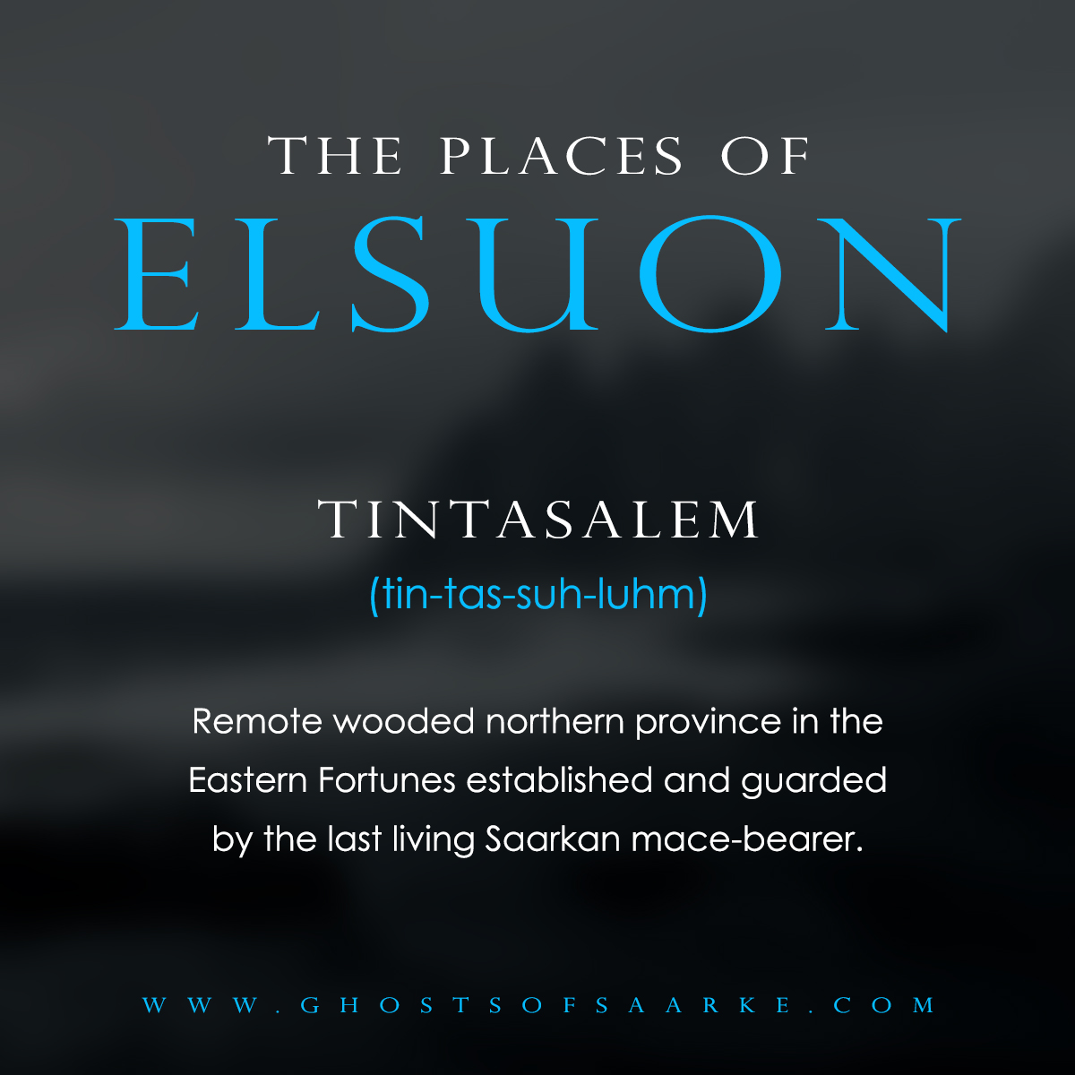 Places - Tintasalem