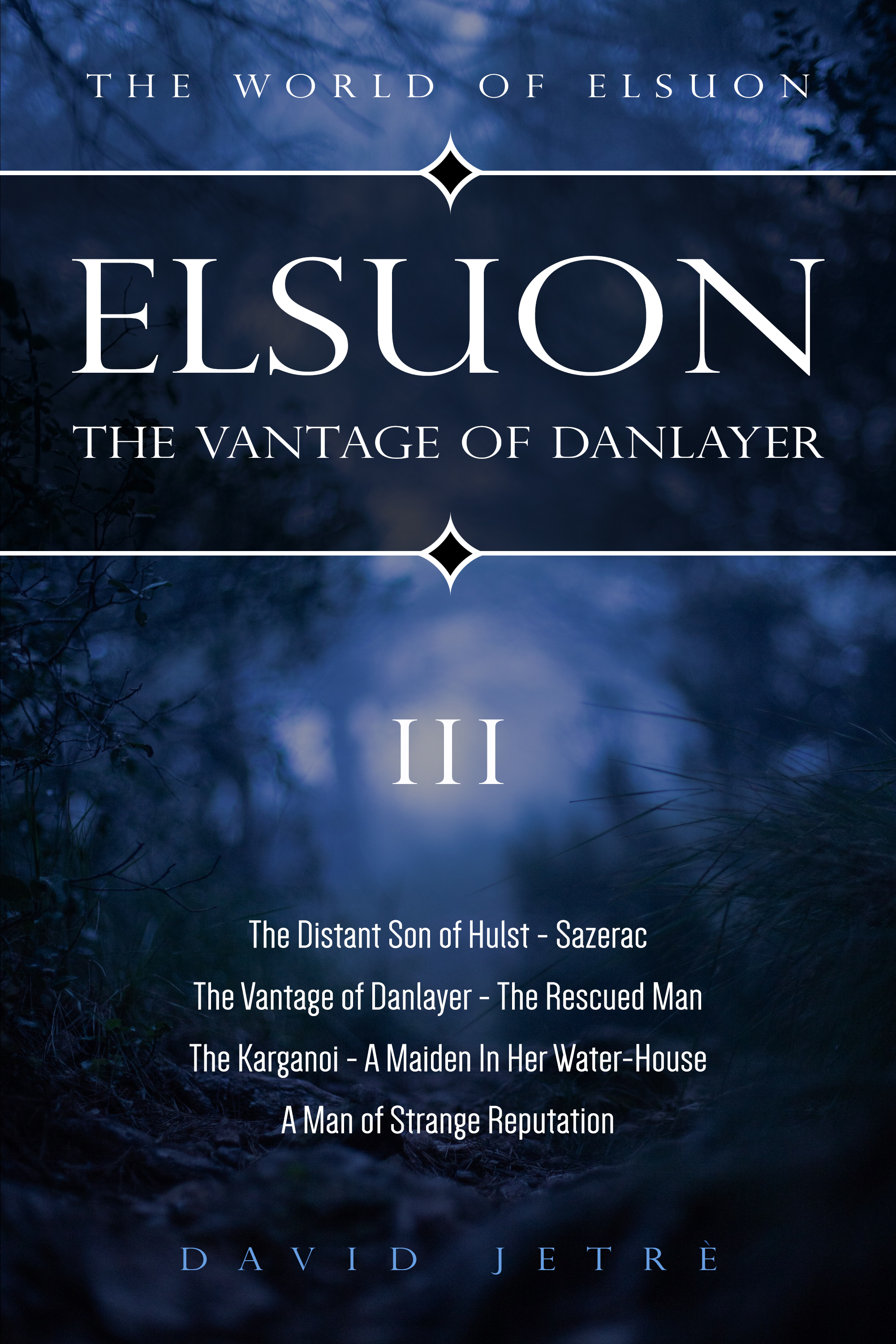 Elsuon - The Vantage of Danlayer Cover