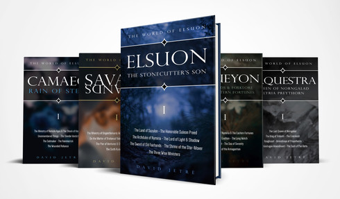 The World of Elsuon Continues to Grow