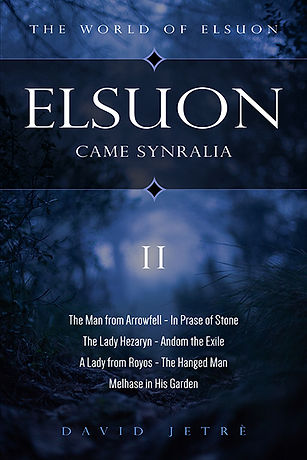 Elsuon - Vol 2 - Came Synralia - 400x600