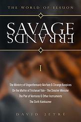 Savage Errands Anthology - Vol. 1 Name 4