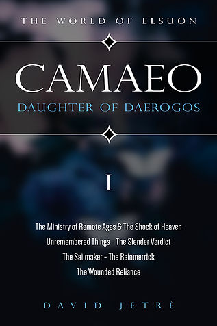 Daughter of Daerogos - Vol 1 Flowers 400