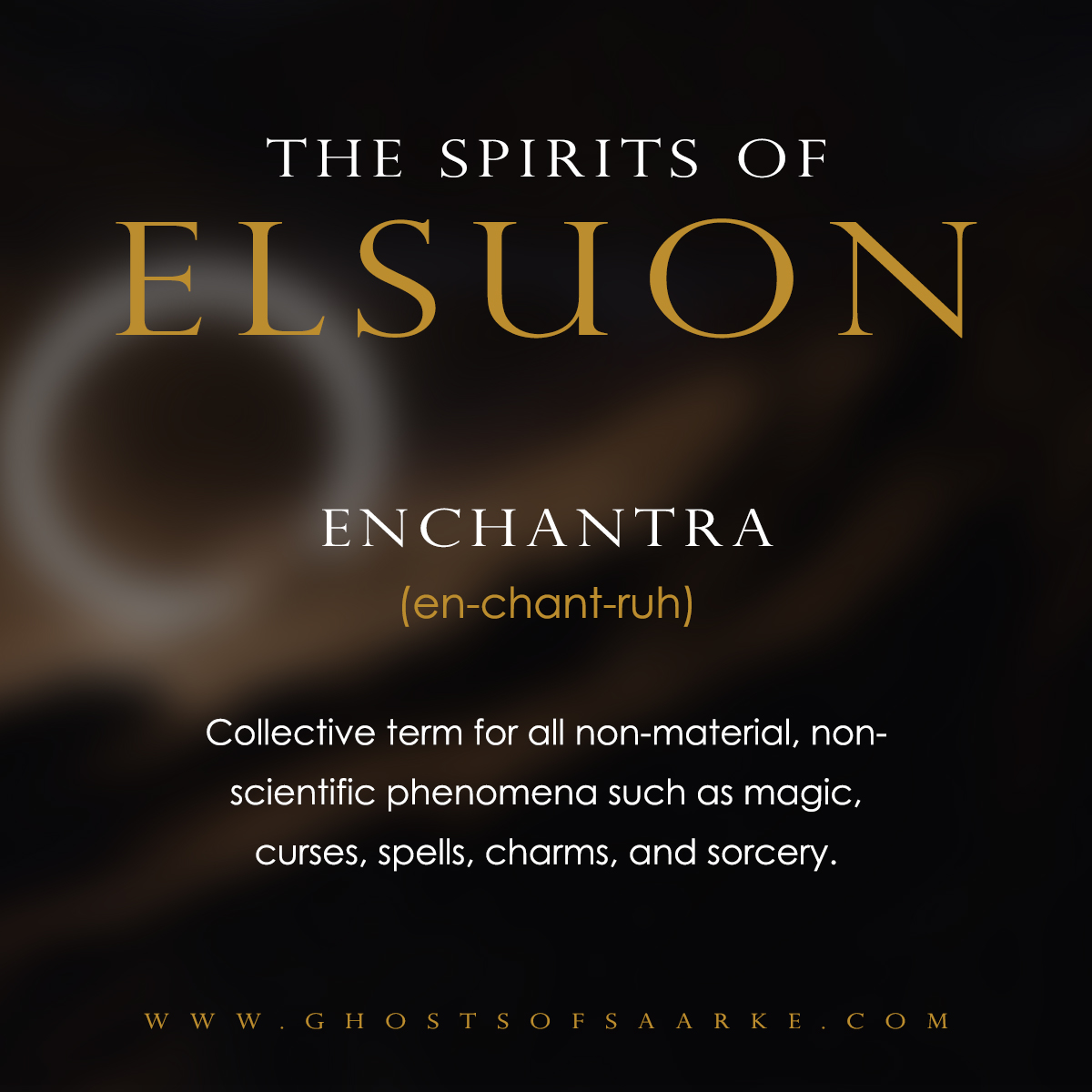 Spirits - Enchantra