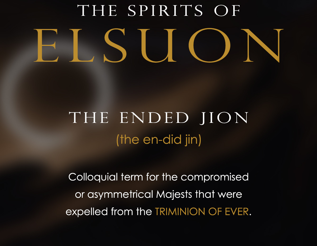 The Spirits of Elsuon - The Ended Jion