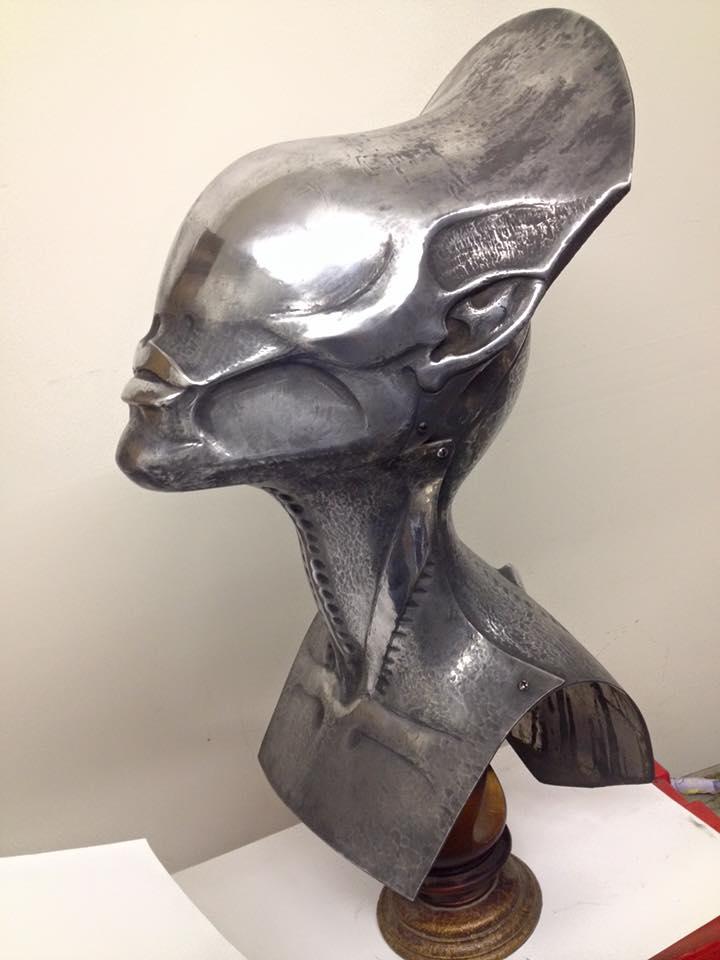 H. R. Giger Sculpt
