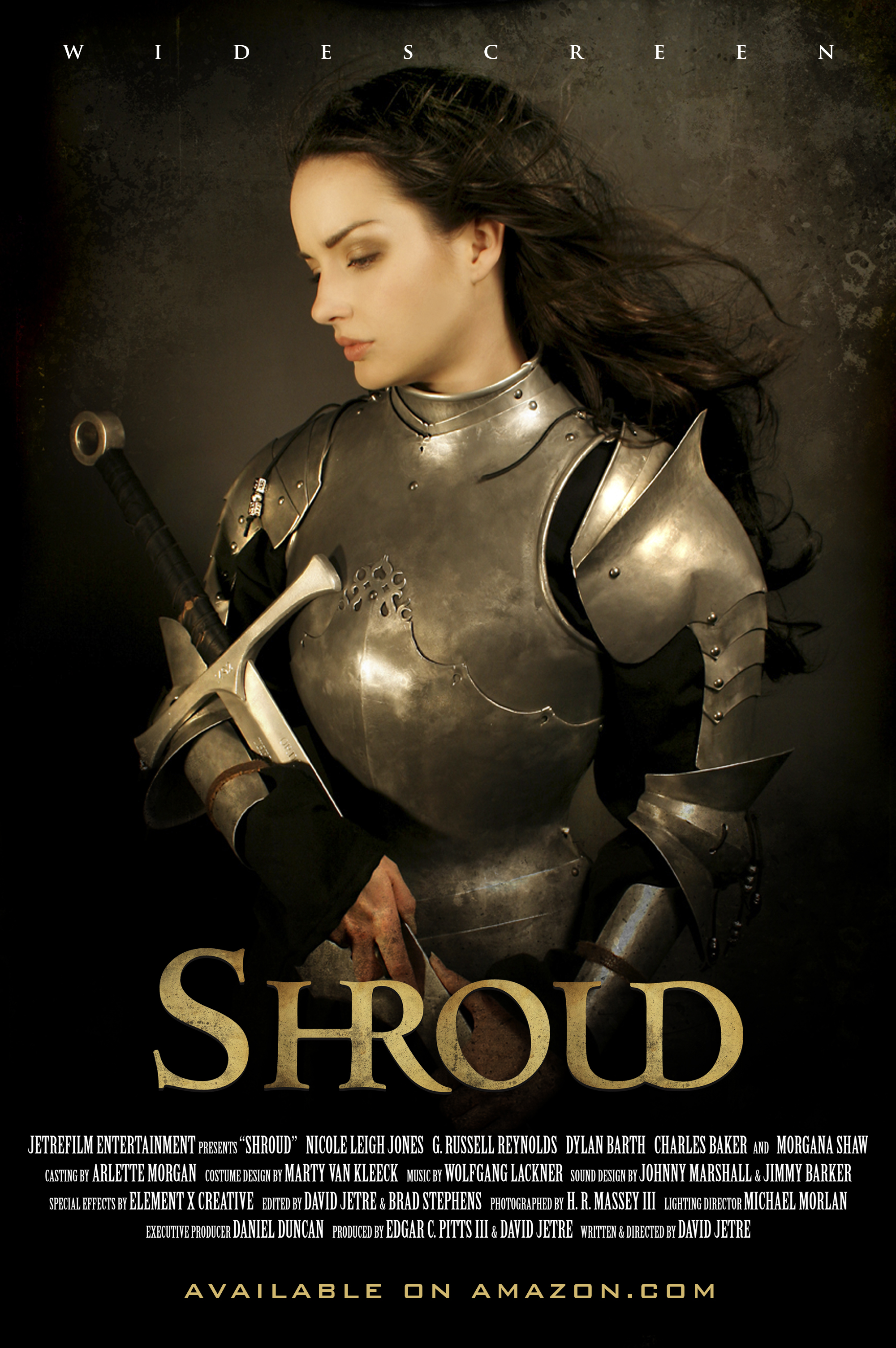 Shroud Movie Poster