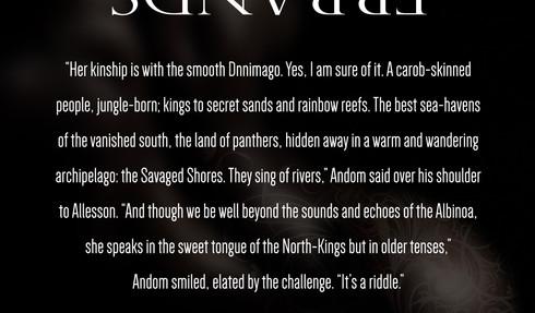 Savage Errands - The Dnnimago