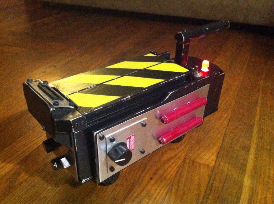 Ghostbusters Trap Replica