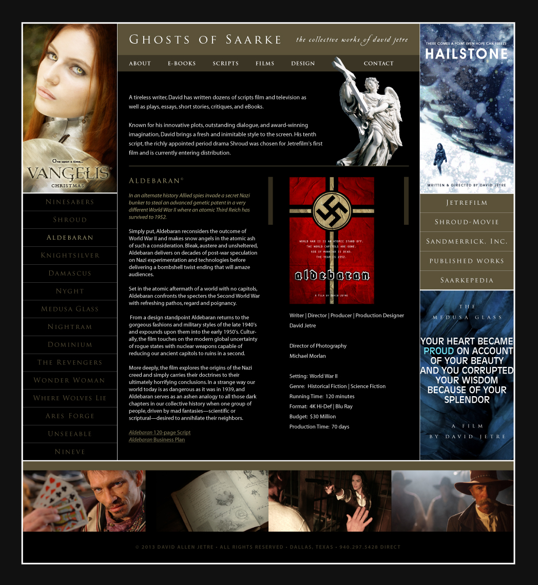 2010 GOS Website Design