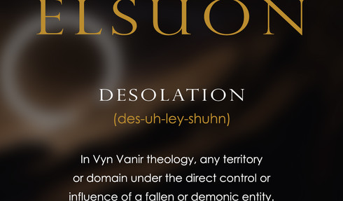 The Spirits of Elsuon - Desolation