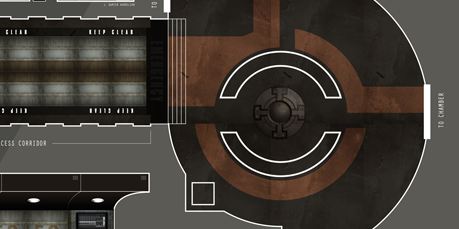Secret Base Floorplan