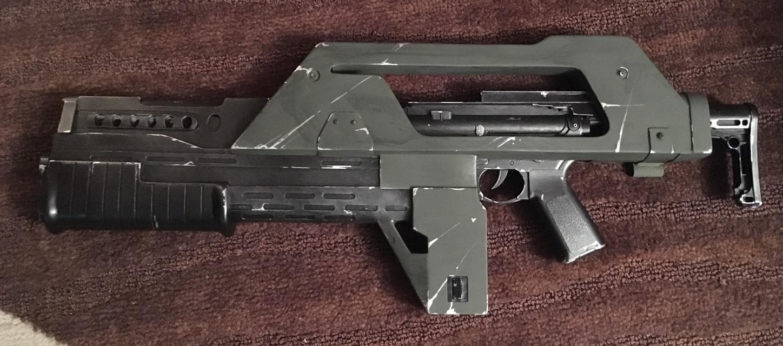 Pulse Rifle 2