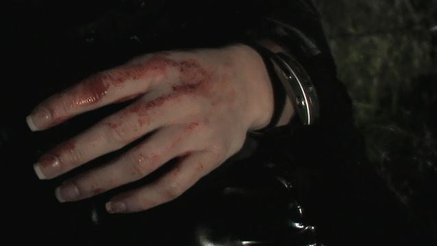 Close-up - Hand