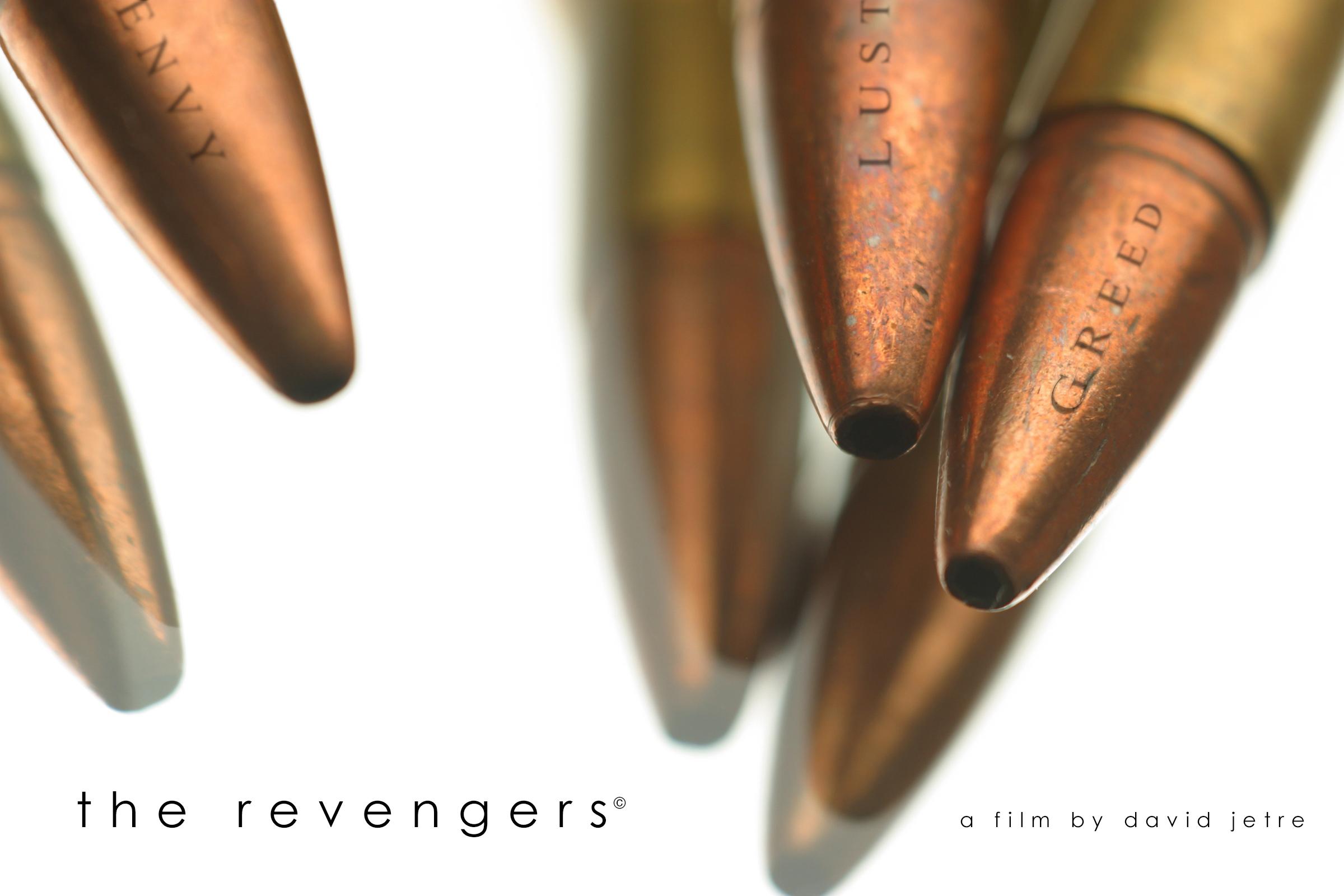 The Revengers Ad