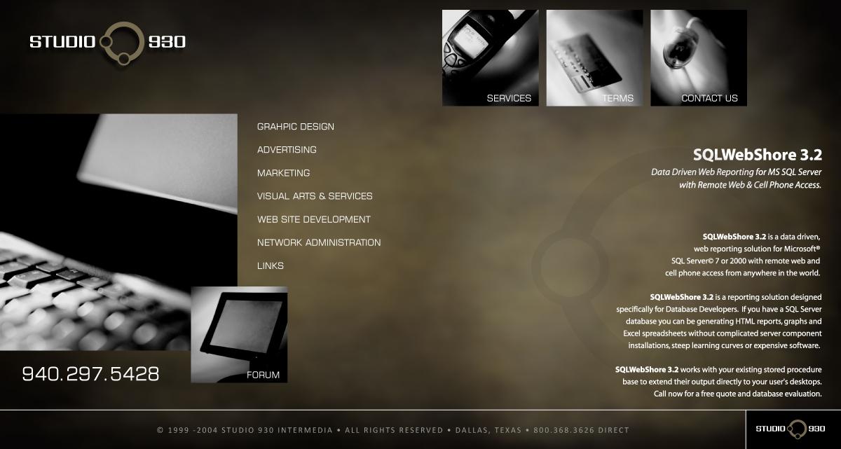 2003 Studio 930 Design