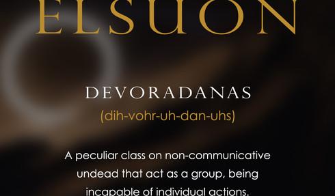 The Spirits of Elsuon - Devoradanas