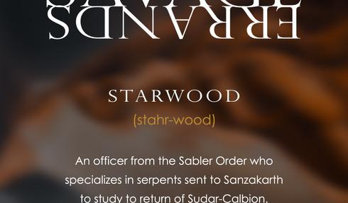 Savage Errands - Starwood