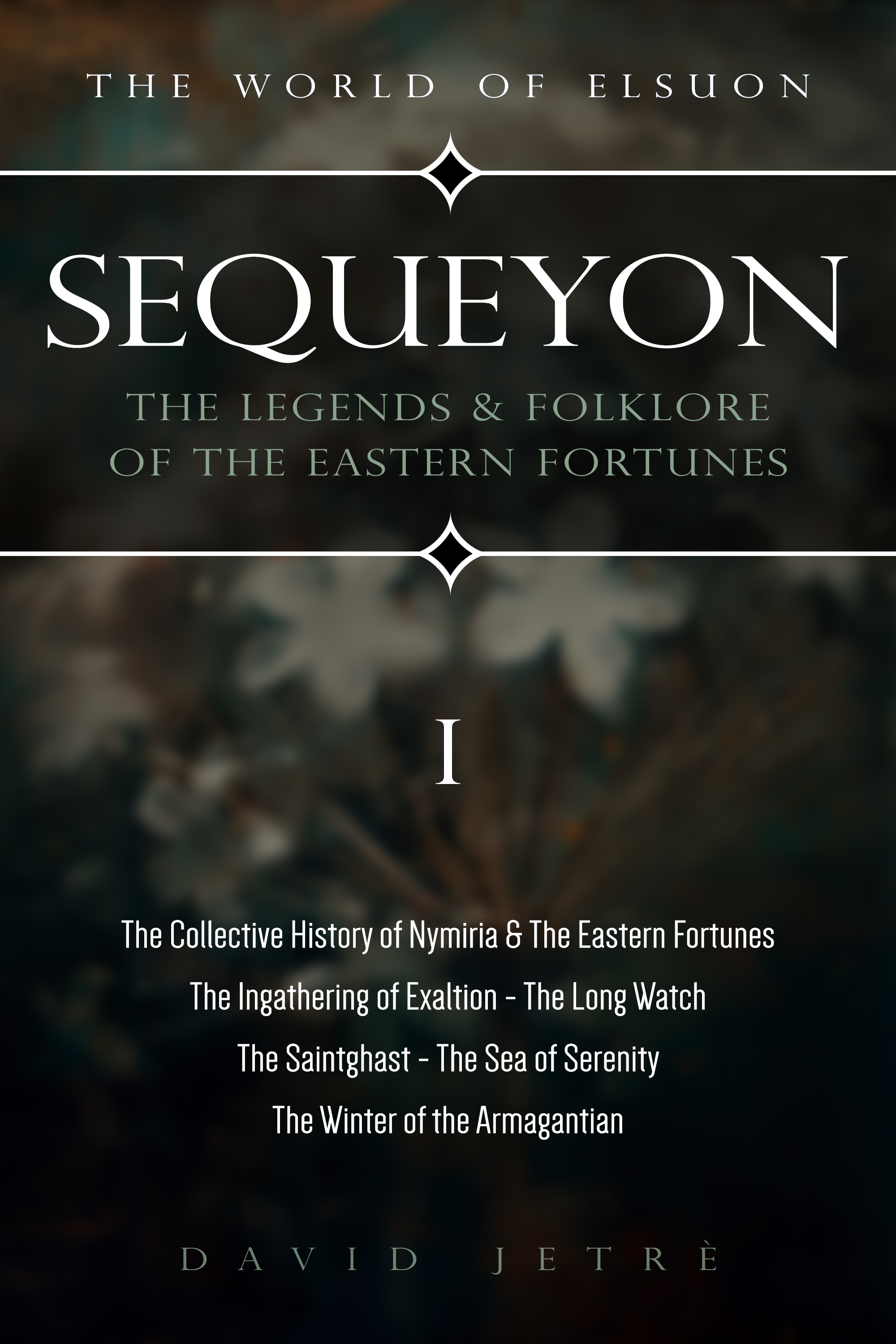 Sequeyon Vol. 1 Cover