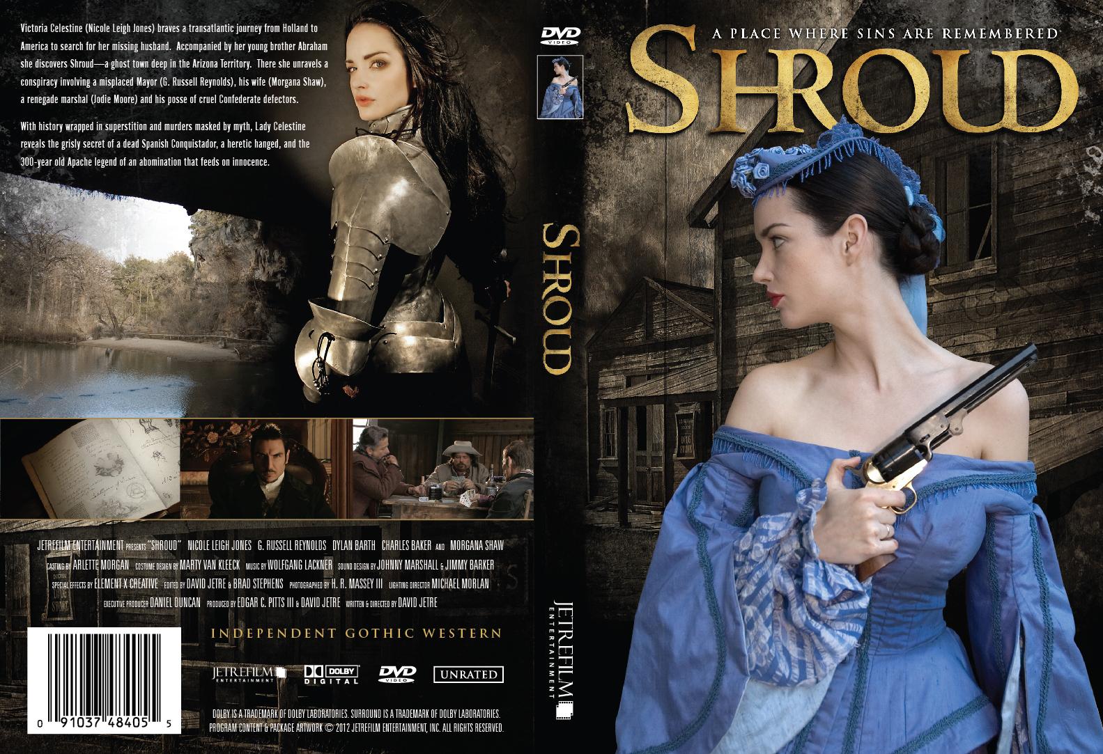Shroud DVD