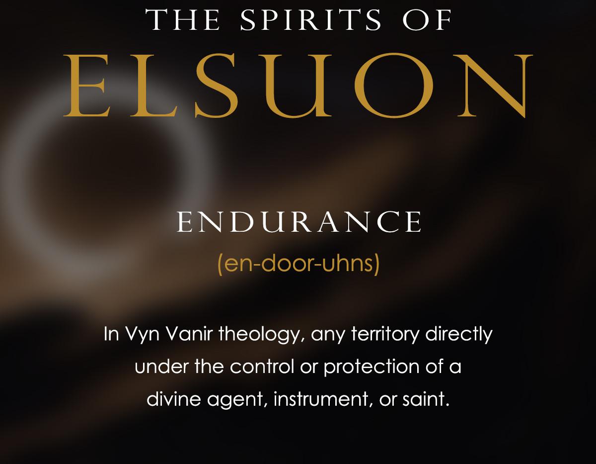 The Spirits of Elsuon - Endurance