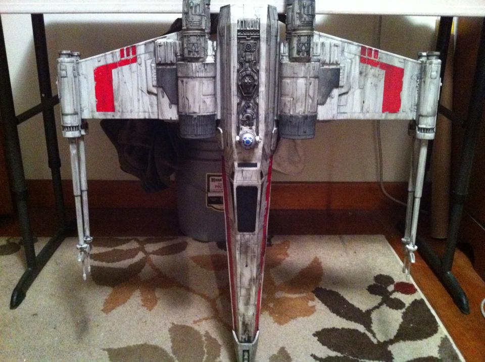 X-Wing Fighter Replica