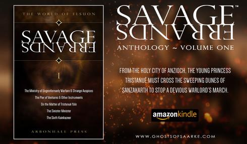 Savage Errands Placard
