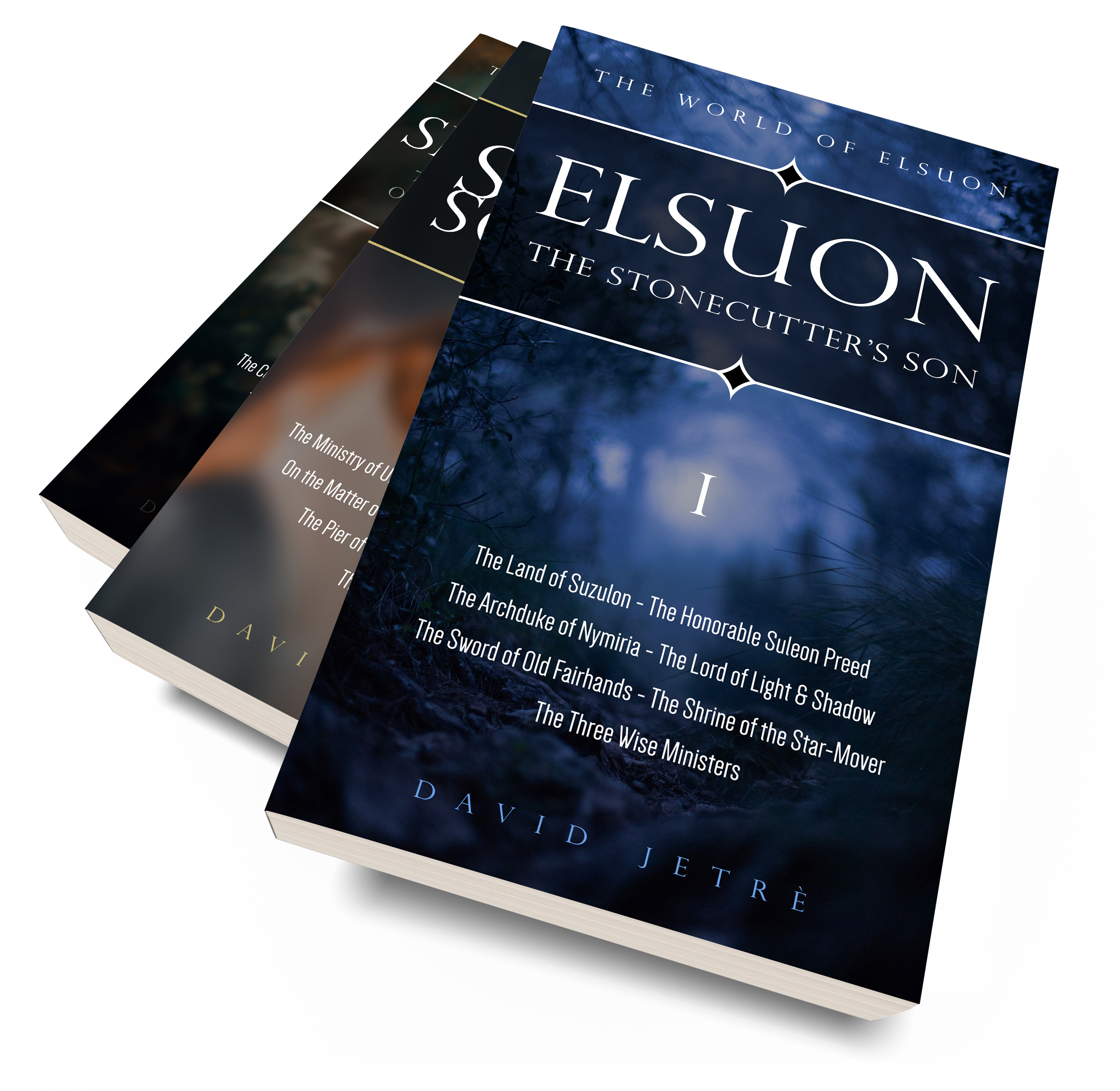 The World of Elsuon Stack