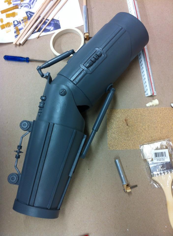 C-3P0 Arm Pre-Build