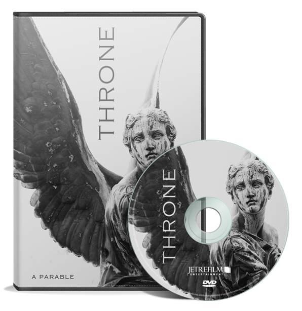 Throne DVD Design