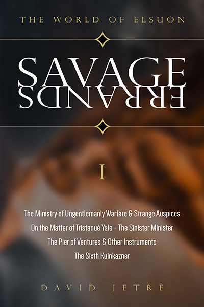 Savage Errands Anthology - Vol. 2 Name 4
